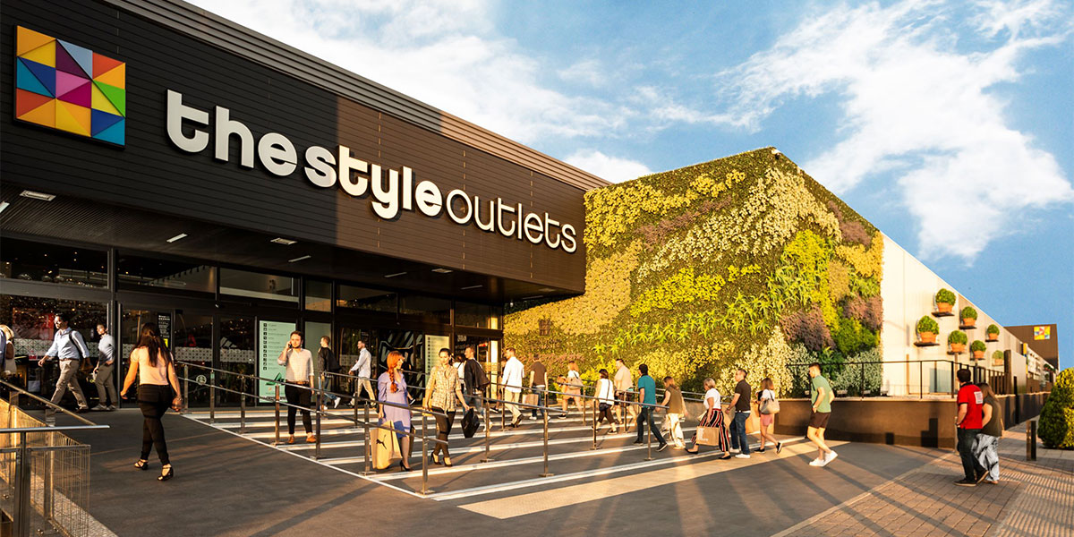 Marinero La ciudad atraer  Neinver strengthens retail offer at San Sebastián de los Reyes The Style  Outlets - ACROSS | The European Placemaking Magazine