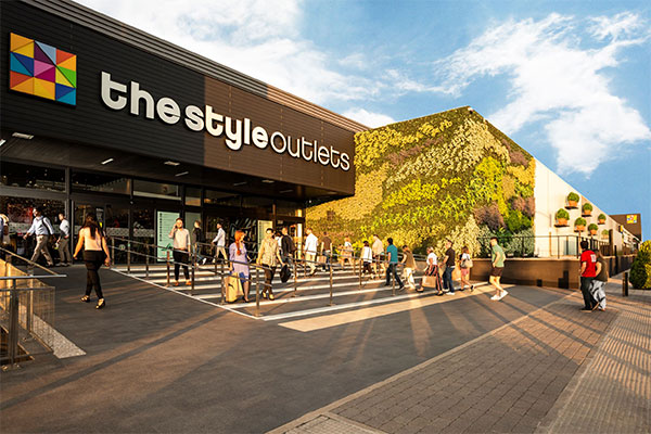 autoridad tobillo Disciplinario  Neinver strengthens retail offer at San Sebastián de los Reyes The Style  Outlets - ACROSS | The European Placemaking Magazine
