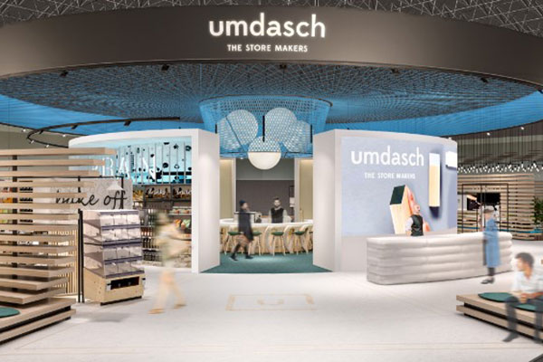 Staging Connects Umdasch Presents Itself Holistically Connected At The Euroshop 2020 Across The European Placemaking Magazine