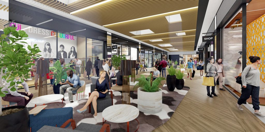 moco distorsionar calcio  NEINVER continues its renovation of Getafe The Style Outlets and ...