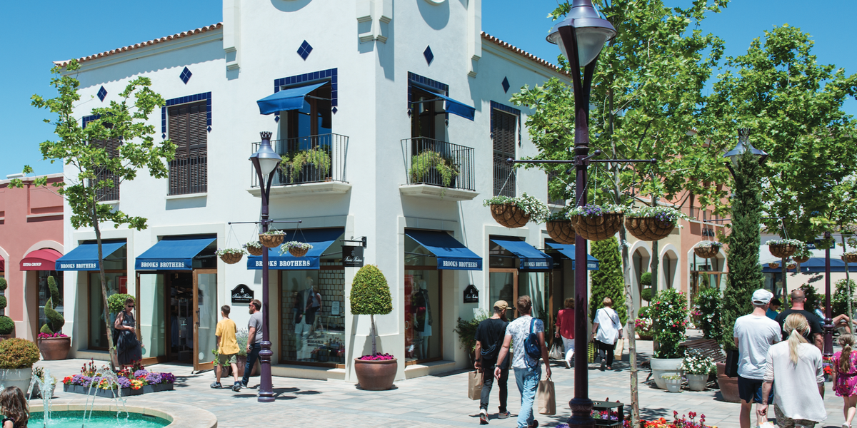 barbilla Puntuación caja registradora  VIA Outlets accelerates growth as 2019 proves another successful year -  ACROSS | The European Placemaking Magazine