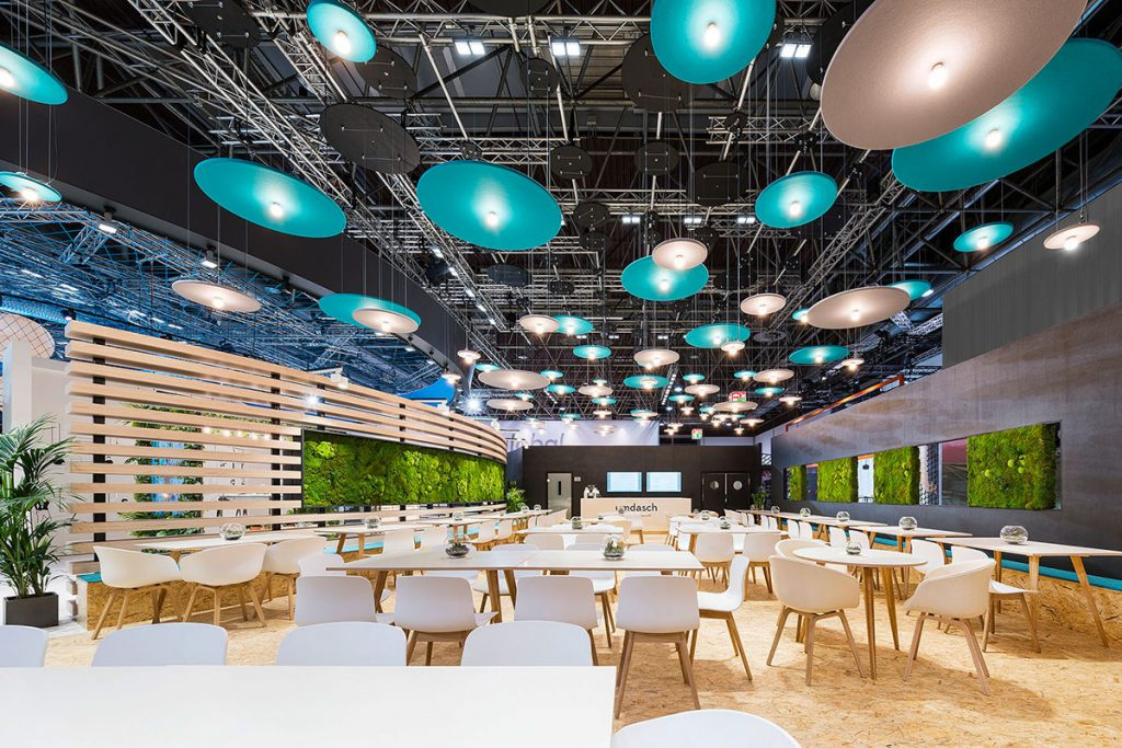 Staging Connects The Umdasch World Of Experience At The Euroshop 2020 Across The European Placemaking Magazine