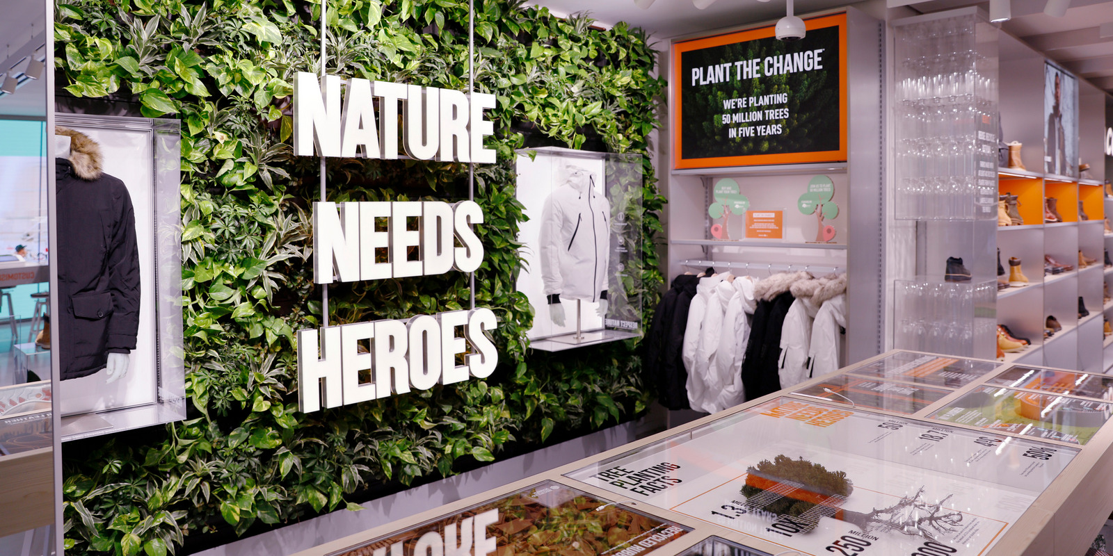 Constituir acumular ignorar  Timberland earns accolades for new purpose-led store environment - ACROSS |  The European Placemaking Magazine